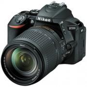 Fotocamera Reflex Nikon D5500 Nera + 18-140mm VR
