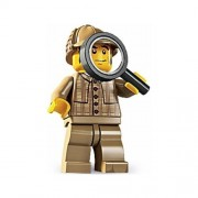 Lego Series 5 Detective Mini Figure by Lego System Inc.