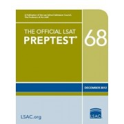 The Official LSAT Preptest 68 by Law School Admission Council