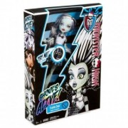 Monster High Frankie Stein Ghouls Alive- Eu stralucesc