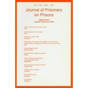 Journal of Prisoners on Prisons V7 #2 by Brian McLean