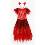 【36%OFF】Halloweenコスチューム デビル キッズ レッド 4-6 ベビー用品 > 衣服~~ベビー服