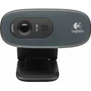 Camera Web Logitech HD Webcam C270 Neagra