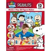 Cra Z Art Peanuts Snoopy Softee Dough Figure Maker