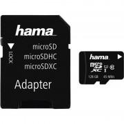 Hama Speicherkarte Micro SecureDigital XC, 128 GB