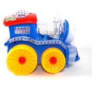 E-Toys Funny Loco With Flashing Top Light