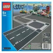 Лего СИТИ - Плочка, LEGO City, 7280