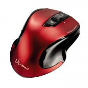 Mouse wireless Hama Mirano Red