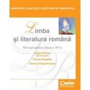 MANUAL CLS. A XI-A LB. SI LIT. ROMANA - SIMION, ROGALSKI 2014