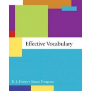 Effective Vocabulary by D. J. Henry