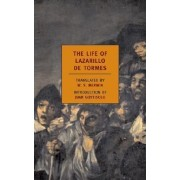 The Life of Lazarillo de Tormes by W. S. Merwin