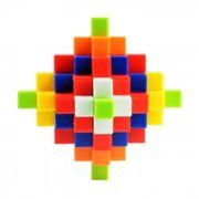 Irregular Brain Teaser 3D Puzzle Magic Cube Kong Ming IQ Lock