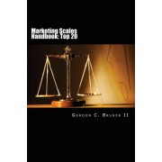 Marketing Scales Handbook: The Top 20 Multi-Item Measures Used in Consumer Research