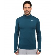 Nike Dry Element Running Hoodie Midnight TurquoiseReflective Silver