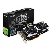 MSI Nvidia GeForce GTX 960 4GD5T OC Scheda Video da 4GB, Nero/Bianco
