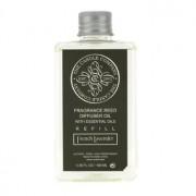 Reed Diffuser with Essential Oils Refill - French Lavender 100ml/3.38oz Odorizant cu Trestie cu Uleiuri Esenţiale Rezervă - French Lavender