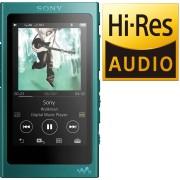 SONY NW-A35 BL - WALKMAN® mit High-Resolution Audio