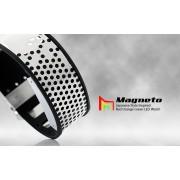 Magneto - Montre LED rouge orange verte style Japonaise