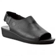 Sandały NESSI - 17175 Czarny 34