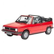 1:24 Revell Vw Golf 1 Cabrio