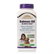 SALMON OIL (Alaska Wild) 90 Softgels
