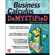Business Calculus Demystified by Rhonda Huettenmueller