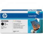 Тонер касета за HP Color LaserJet CE250A Black Print Cartridge - CE250A