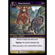 Mind Control - Heroes of Azeroth - Rare [Toy]