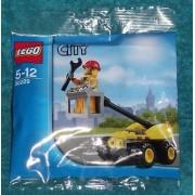 Lego City: Cherry Picker Repair Lift Set
