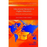 Educational Research in Higher Education by Jose Gomez-Galan