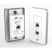 UNIFI - UAP IN WALL - WIFI ACCESS POINT INDOOR POE MIMO 2.4GHZ 802.11N 150MBPS - UAP-IW