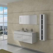 Distribain Meubles salle de bain DIS980B blanc