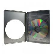 XLayerPro Caja DVD / CD Metall con Ventana 1 uds Bulk