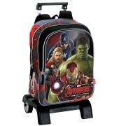 Avengers - Školní batoh na kolečkách