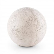 Blumfeldt Gemstone M Iluminación para jardín 26,5 x 25,5 cm Diseño piedra natural (GDW12-Gemstone-M)