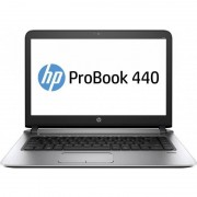 Laptop HP ProBook 440 G3 14 inch HD Intel Core i3-6100U 4GB DDR4 500GB HDD FPR