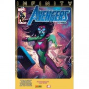 Avengers Universe N° 10 ( Infinity ) : Égoïsme ( Avengers Assemble + Captain America + Fearless Defenders + Indestructible Hulk + Thor God Of Thunder )