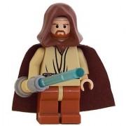Obi-Wan Kenobi (Light-Up Lightsaber) - LEGO Star Wars 2 Figure