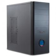 RPC - CPCS-A41450E-BG01A - MiniTower ATX Case w/ PS 450W CPCS-A41450E-BG01A - ATX Mini-Tower - Putere sursa 450 W - Bay-uri interne 3.5 inch 4 - Bay-uri externe 3.5 inch 1 - Bay-uri externe 5.25 inch 4 - Culoare Negru