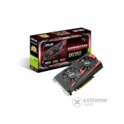 Placa video Asus nVidia GTX 1050 2GB GDDR5 - EX-GTX1050-2G