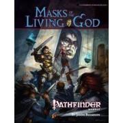 Pathfinder Module: Masks of the Living God by Jason Bulmahn