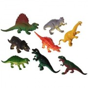 Dinosaur Toys Figures for Kids of all Ages - 14 Assorted Dinos - Imagine being on a Safari with Dinosaurs in the Jurassi