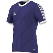 Adidas Piłkarska Koszulka Tabela 14 Climalite F50277 - Granatowy