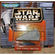 Star Wars Micro Machines Imperial Star Destroyer Die-Cast Metal Ship