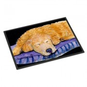 Caroline's Treasures Golden Retriever Doormat SS8909JMAT / SS8909MAT
