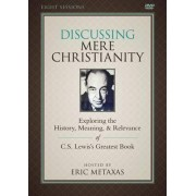 The Discussing Mere Christianity Study Guide with DVD: Study Guide by Devin Brown