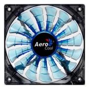 Aerocool Shark Blue Edition EN55468 Ventilateur LED 140 mm