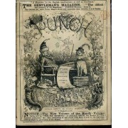 Punch Or The London Charivari - N°1473 - Volume The Fifty-Seventh - October 2, 1869 - A Verdict On Vaccination, More Gorilla, Ohney Out Of The Rock, Occasional Sonnets, Slavery In Suffolk ...