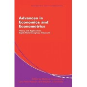 Advances in Economics and Econometrics: Eighth World Congress v. 3 by Mathias Dewatripont