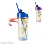 Mighty Mug Beverage Cup w/ Straw